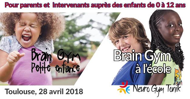 Brain gym petite enfance ecole toulouse 20182